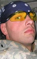 Army Pfc. Nicholas R. Cournoyer  Died May 18, 2006 Serving During Operation Iraqi Freedom  25, of Gilmanton, N.H.; assigned to the 2nd Battalion, 22nd Infantry, 1st Brigade Combat Team, 10th Mountain Division (Light Infantry), Fort Drum, N.Y.; died May 18 of injuries sustained when an improvised explosive device detonated near his Humvee during combat operations in Baghdad.
