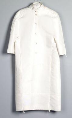 Woman's coat dress, Ralph Rucci, 2004