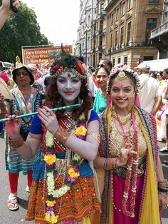 Dandavats | London Ratha Yatra today (Album with photos) Srila Prabhupada:…