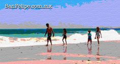 Find out how to have a fabulous beach vacation in San Felipe! http://sanfelipe.com.mx/2013/11/19/family-vacations-in-the-san-felipe-puertecitos-corridor/