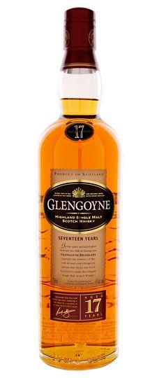 Glengoyne 17 Year Old Single Malt Whisky