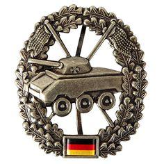 Bundeswehr-Barettabzeichen, Panzeraufklärer II - Kotte & Zeller