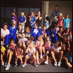 Great day out yesterday at the Papakura Netball Clinic. I will be back there on 20th June for my own clinic  www.juliecorletto.com