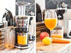 150614_ace_saft_entsafter_07 Popcorn Maker, Coffee Maker, Kitchen Appliances, Drinks, Food, Smoothies, Food And Drinks, Coffee Maker Machine, Diy Kitchen Appliances