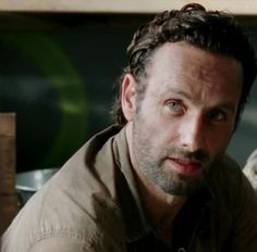 the walking dead! Why do I always want old men?