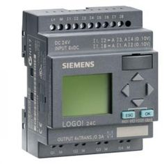 Siemens - garantie 2 an Siemens Logo, Control System, The Originals, Electrical Equipment, Watch, Board, Gift, Clock, Sign