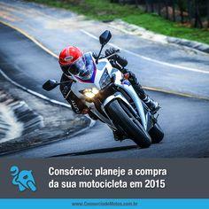 Que tal aproveitar o início deste novo ano e investir com economia na realização de um sonho? Acesse: https://www.consorciodemotos.com.br/noticias/planeje-a-compra-da-sua-motocicleta-em-2015?idcampanha=288&utm_source=Pinterest&utm_medium=Perfil&utm_campaign=redessociais