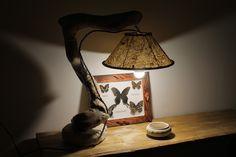 Lampade In Legno Di Mare : Lampade da terra in legno di mare lampada tronco etsy corrado