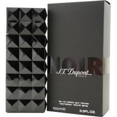 ST DUPONT NOIR by St Dupont EDT SPRAY 3.4 OZ for MEN by S.T. Dupont. $25.69. mint, lavender, cashmeran, cardamom, vetiver, hazel, clover Year Introduced 2006 Recommended Use