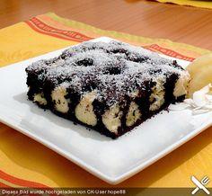 Schoko - Kokos Duo - Schnitten, ein leckeres Rezept aus der Kategorie Kuchen. Bewertungen: 65. Durchschnitt: Ø 4,3.
