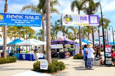 On August 14, 2014, from 9:00 to 1:00 pm, the Chamber will hold the Annual North County Health & Wellness Fair. The event is free and open to the public.  It is located at the Oceanside Civic Center and runs in conjunction with the Farmer's Market.