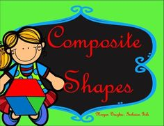 Composite Shapes can be tricky! This bundle is full of task cards to help your students master this skill!
