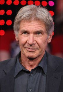 Harrison Ford older but still amazing!
