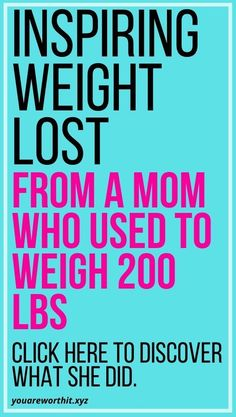 How to lose weight fast. Weight loss tip from 40 year old mom who used to weigh 200 pounds Fast Weight Loss Tips, Diet Plans To Lose Weight, Weight Loss For Women, Weight Loss Plans, Weight Loss Journey, Healthy Weight Loss, Losing Weight, 200 Pounds, Need To Lose Weight