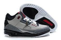 pretty nice 17e96 3d983 Air Jordan 3 GS Stealth Grey