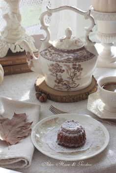 Aiken House & Gardens: Tea Time ~ A Year in Review