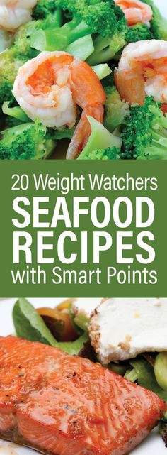 20 Weight Watchers Seafood Recipes with Smart Points