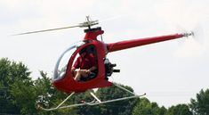 Helisport Mosquito - Build your own personal helicopter