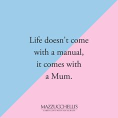 ... and thank goodness for that! Spoil your Mum this Mother's Day with a gorgeous gift from Mazzucchelli's. Visit us in-store for great gift ideas. #mazzucchellis #jeweller #jewellery #love #mum #mother #mothersday #gift #giftideas #present #diamond #diamonds #diamondring #diamondjewellery #motherdaughter #daughter #family #motherandson #son #quote #qotd #mumquote #quotestagram