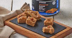 Healthy Treat Recipe | Almond Butter Protein Fudge - The Zone