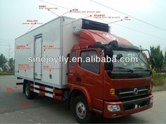 Hot selling box truck hook lift with low price