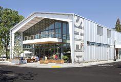 JENSEN ARCHITECTS - commercial restaurant