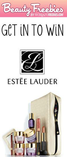Get in to #Win an Estée Lauder Gift #Set! #makeup #cosmetics #contest VALID UNTIL APRIL 1