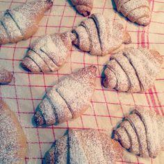 GLfree Croissants #nyttbröd #nyttfikabröd