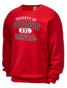 Get custom Wisconsin basketball apparel at Prep Sportswear! #WisconsinBasketball