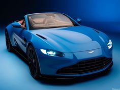 New Aston Martin Vantage Roadster sports fastest-folding roof Aston Martin Lagonda, Aston Martin Vantage, New Aston Martin, Aston Db9, Lamborghini Gallardo, Ferrari 458, Maserati, Racing F1, Drag Racing