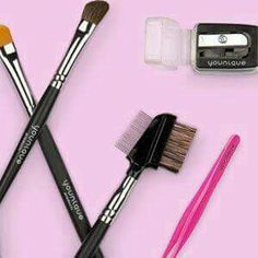 The right tools are essential for flawless makeup application! We've got ya covered there too.