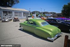 When NorCal Gets Down - Speedhunters Lead Sled, Automotive Art, Kustom, Bel Air, Over The Years, The Good Place, Chevy, Classic, Beautiful