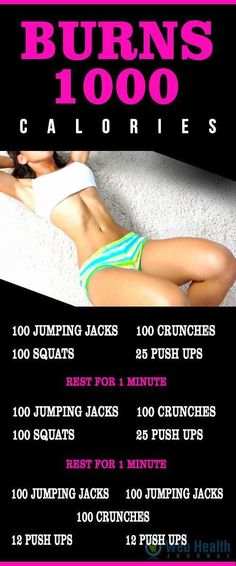 Looking for a few new workout ideas that burn lots of calories? Try these...