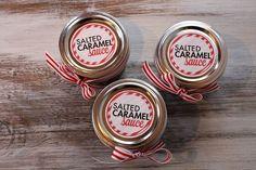 Salted Caramel Sauce 6