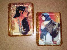 Magnets latin beauties by CreativeLatina on Etsy, $4.00 etsy.com/shop/CreativeLatina