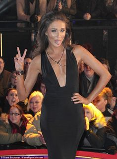She's off! The Ex on the Beach star was up against housemates Gemma Collins, Stephanie Davies, Jeremy McConnell, Tiffany Pollard and John Partridge in what had been days of viewers voting to save their favourite celebrity