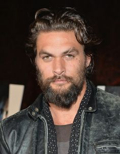 "Jason Momoa Photos Photos - Actor Jason Momoa attends a screening of Sundance Channel's ""The Red Road"" at The Bronson Caves at Griffith Park on February 24, 2014 in Los Angeles, California. - Screening Of Sundance Channel's ""The Red Road"""