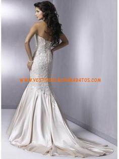 Caida Vestido de noiva online