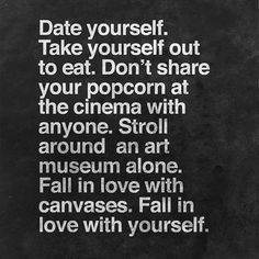 #loveyourselfFirst