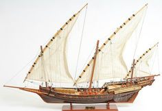 Ship used by the Barbary corsairs