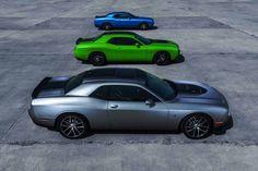 2015 Challenger Line Up