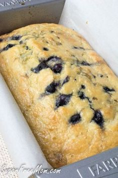 Brenda's Notes: This recipe is an adaption of my Low Carb Paleo English Muffin recipe. If you don't have cashew butter, I've subbed with peanut butter and almond butter, but I feel the best choice Blueberry English Muffin, Low Carb English Muffin, English Muffin Recipes, English Muffins, Blueberry Loaf, Blueberry Desserts, Low Carb Deserts, Low Carb Sweets, Mug Cakes