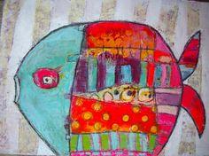 week 30.9-10.2012 - Loving Mixed Media
