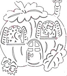 sünik a tökházban Paper Cutting Patterns, Paper Cutting Templates, Felt Templates, Diy And Crafts, Paper Crafts, 3d Sheets, Silhouette Curio, Paper Stars, Felt Diy