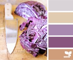 sliced hue- got the purples and the beige in this one. just need the green.!!