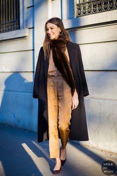 Milan Men's Fashion Week FW 2016 Street Style: Giorgia Tordini - STYLE DU MONDE | Street Style Street Fashion Photos