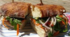 Try It: Juno's Bahn Mi Sandwich