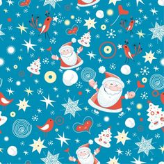Feliz Natal projeto Fundo sem emenda gráfico vetorial