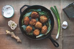 Shanghainese Lion's Head Meatballs recipe on Food52