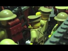 Battle of the Somme Lego